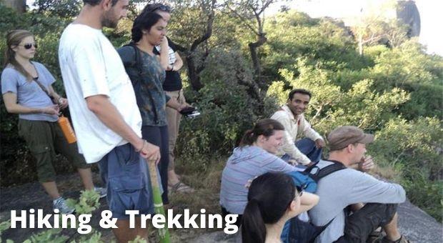 Hiking-Trekking-mountabu